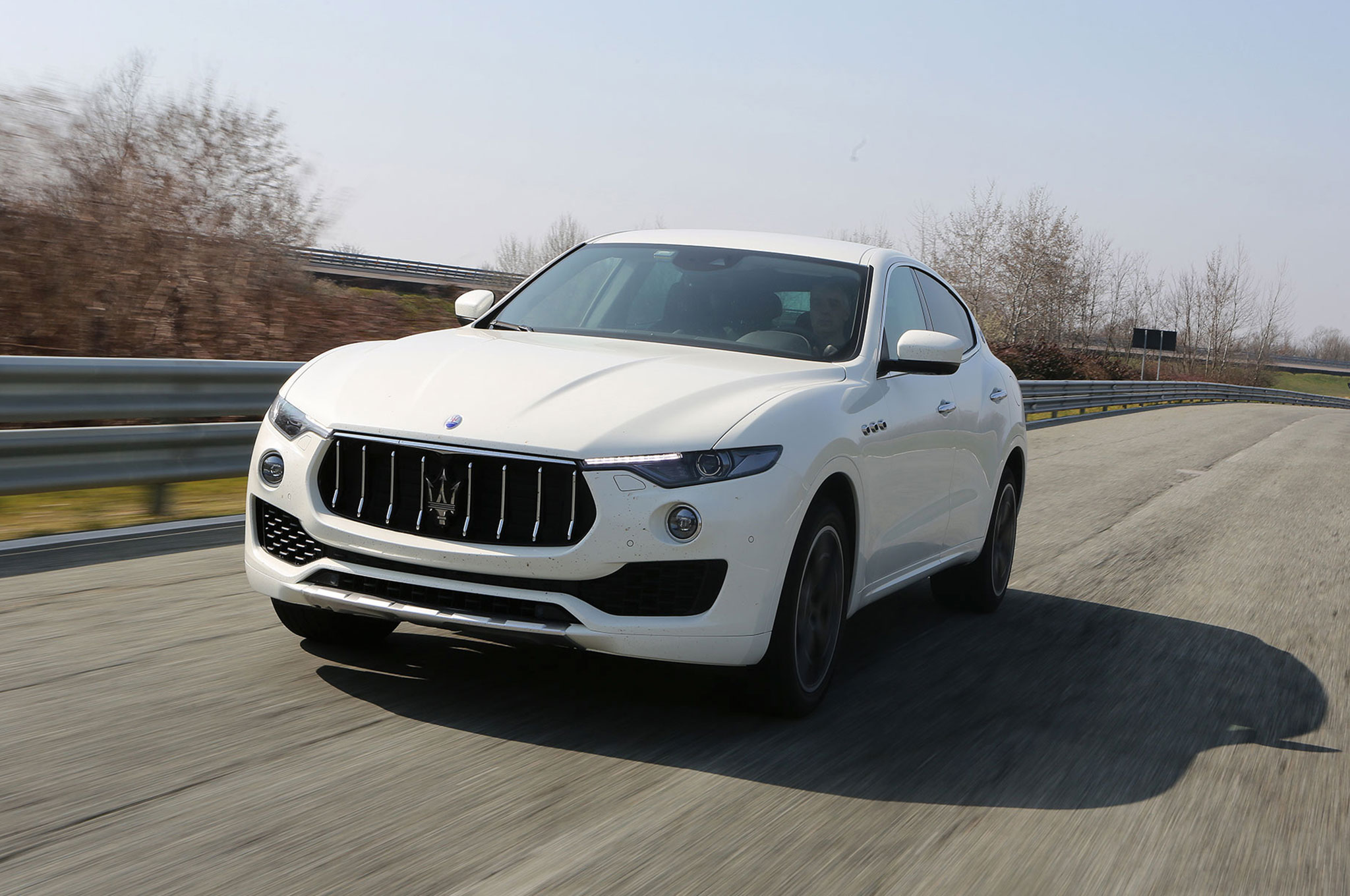 2017 maserati levante first drive review. Black Bedroom Furniture Sets. Home Design Ideas
