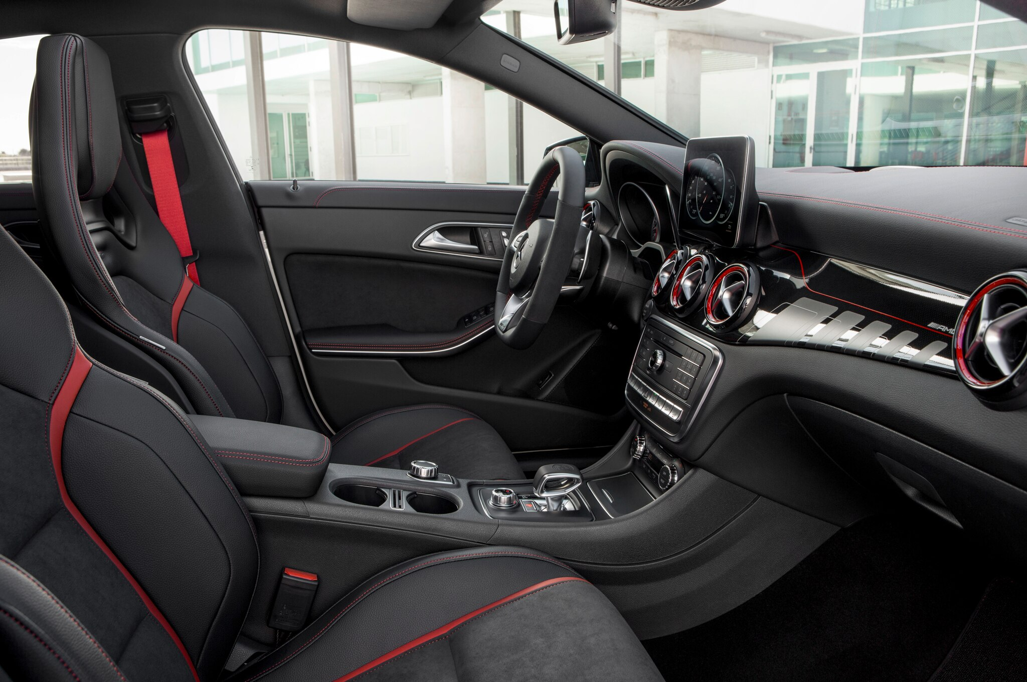Mercedes Cla 45 Amg For Sale >> 2017 Mercedes-Benz CLA250, CLA45 Refreshed in New York   Automobile Magazine