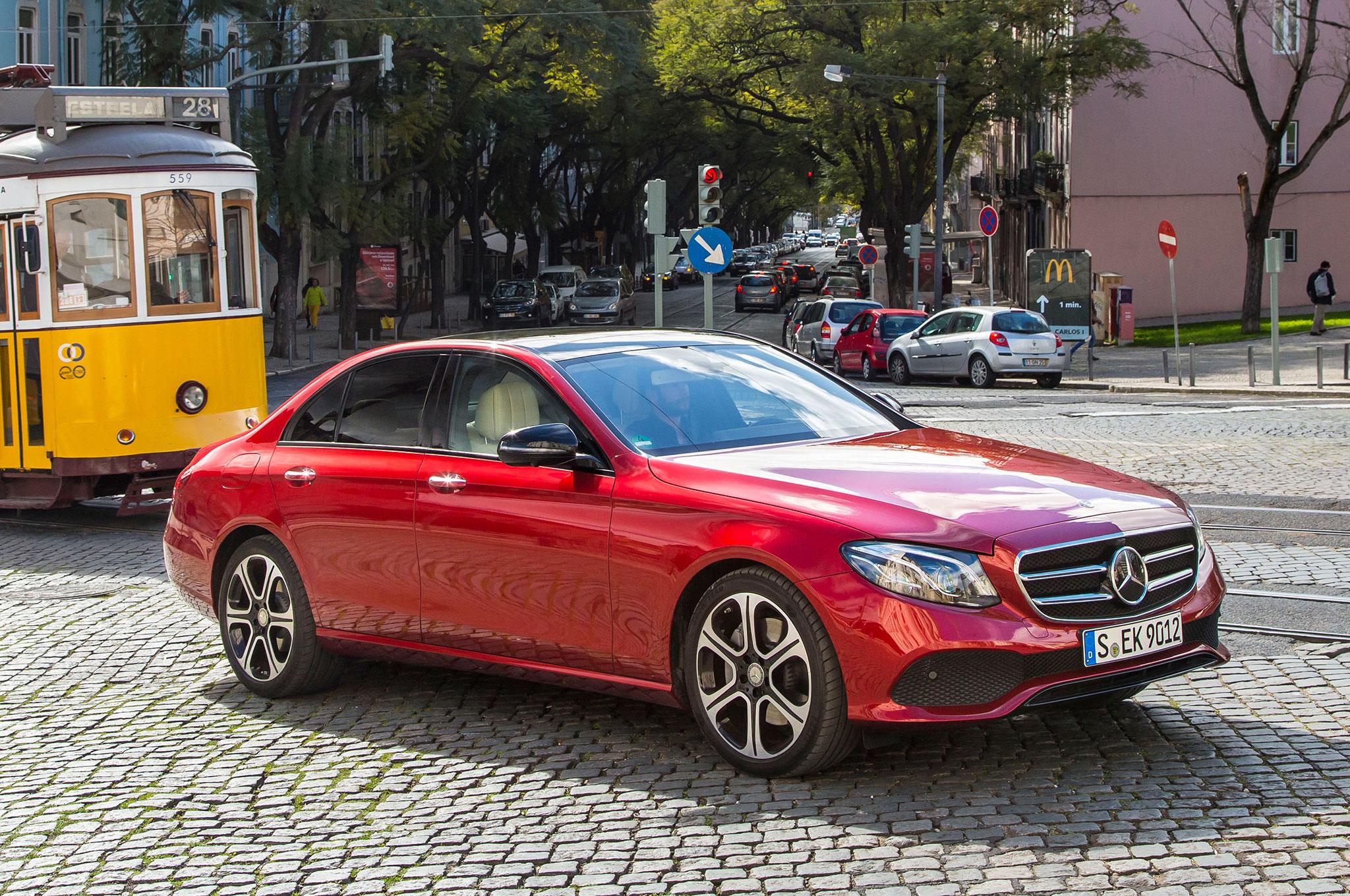 2017 Mercedes Benz E300 Review Automobile Magazine