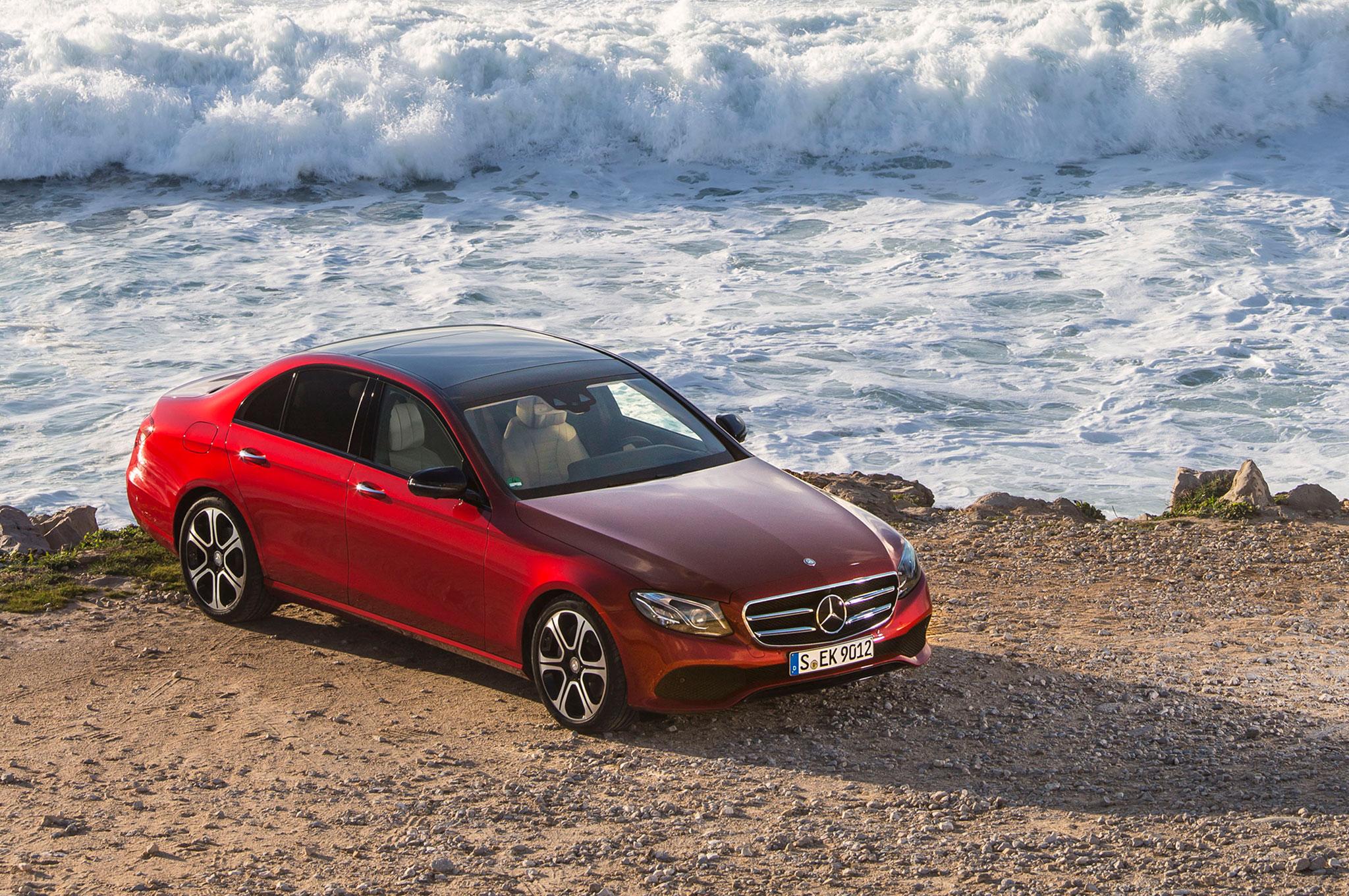 2017 mercedes benz e300 review automobile magazine for 2017 mercedes benz e300