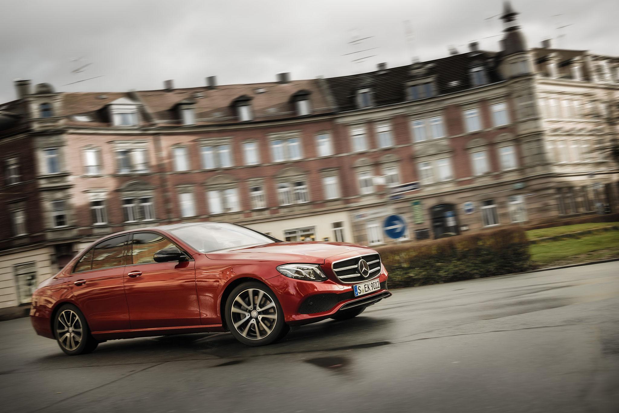 2017 Mercedes Benz E300 Second Drive Review