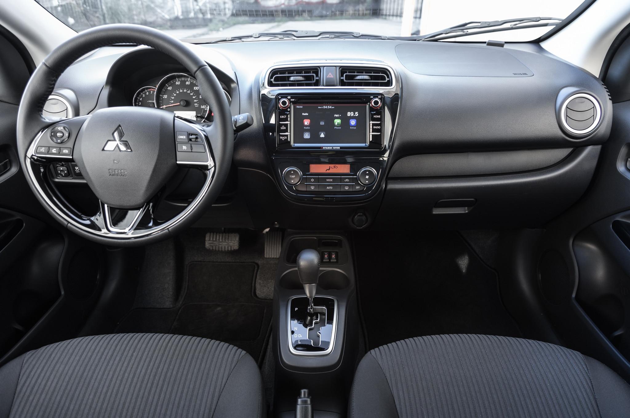 2017 Mitsubishi Mirage G4 Sedan Debuts In New York