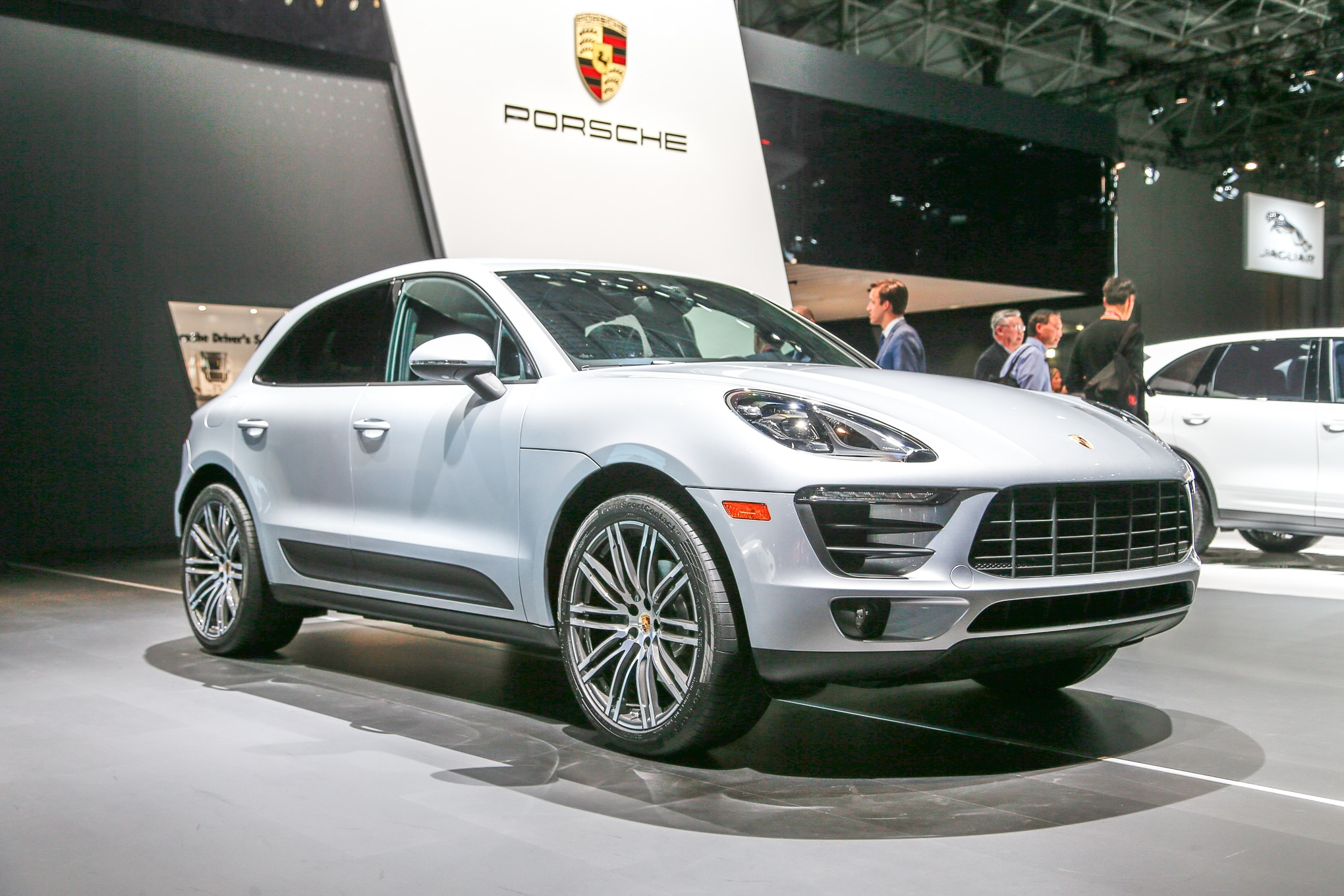 2017 Porsche Macan Adds 252 Hp Turbo Four Base Model Automobile Magazine