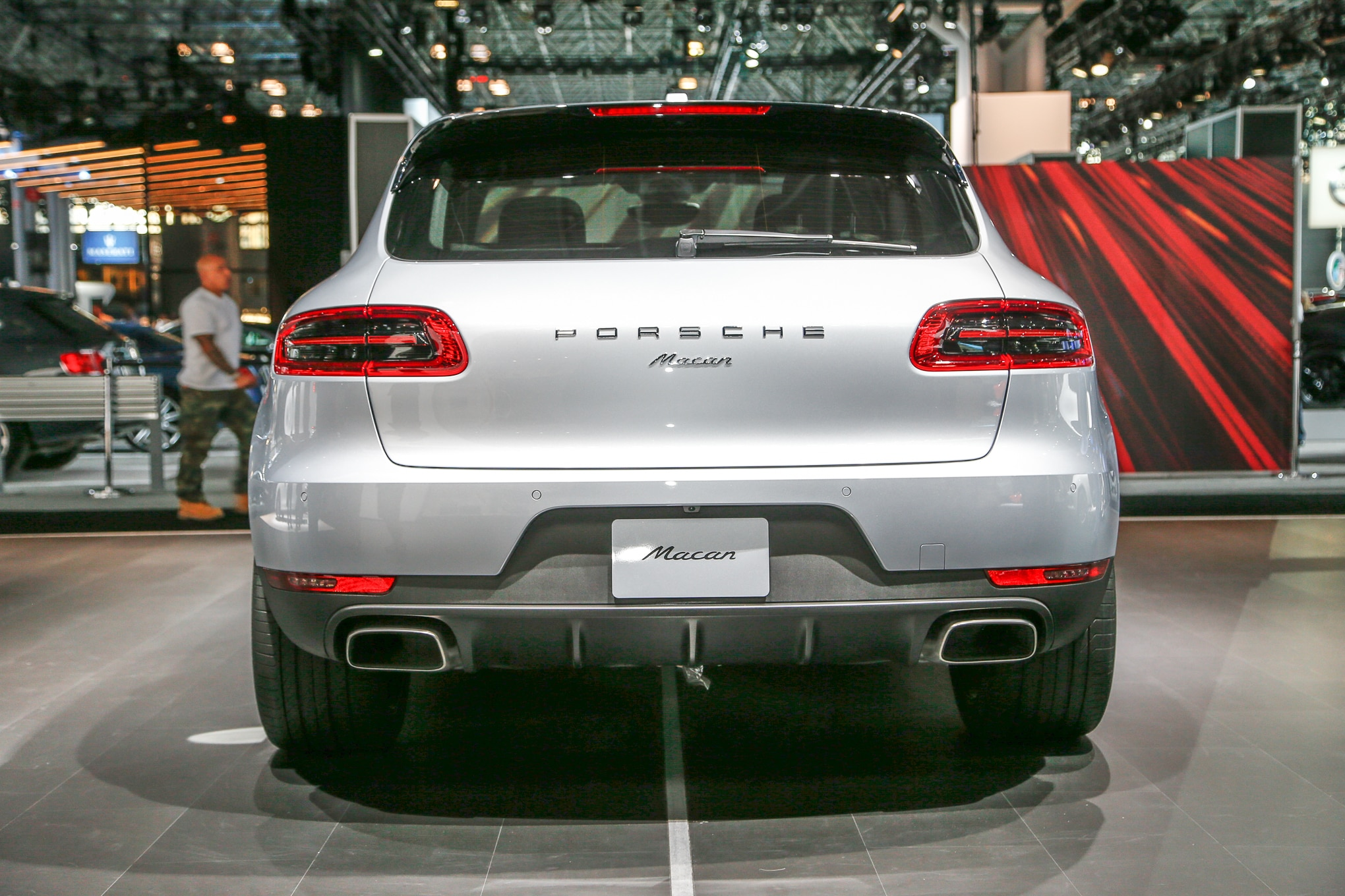 2017 Porsche Macan Adds 252 Hp Turbo Four Base Model