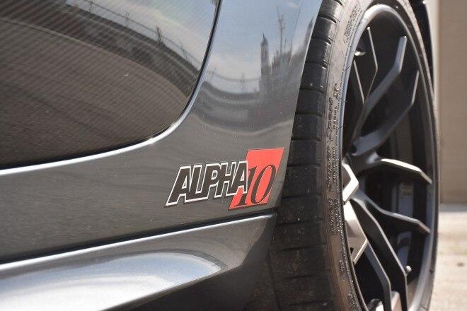 Alpha R8 10