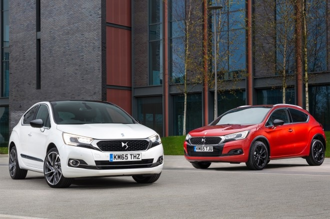 DS 4 DS 4 Crossback pair