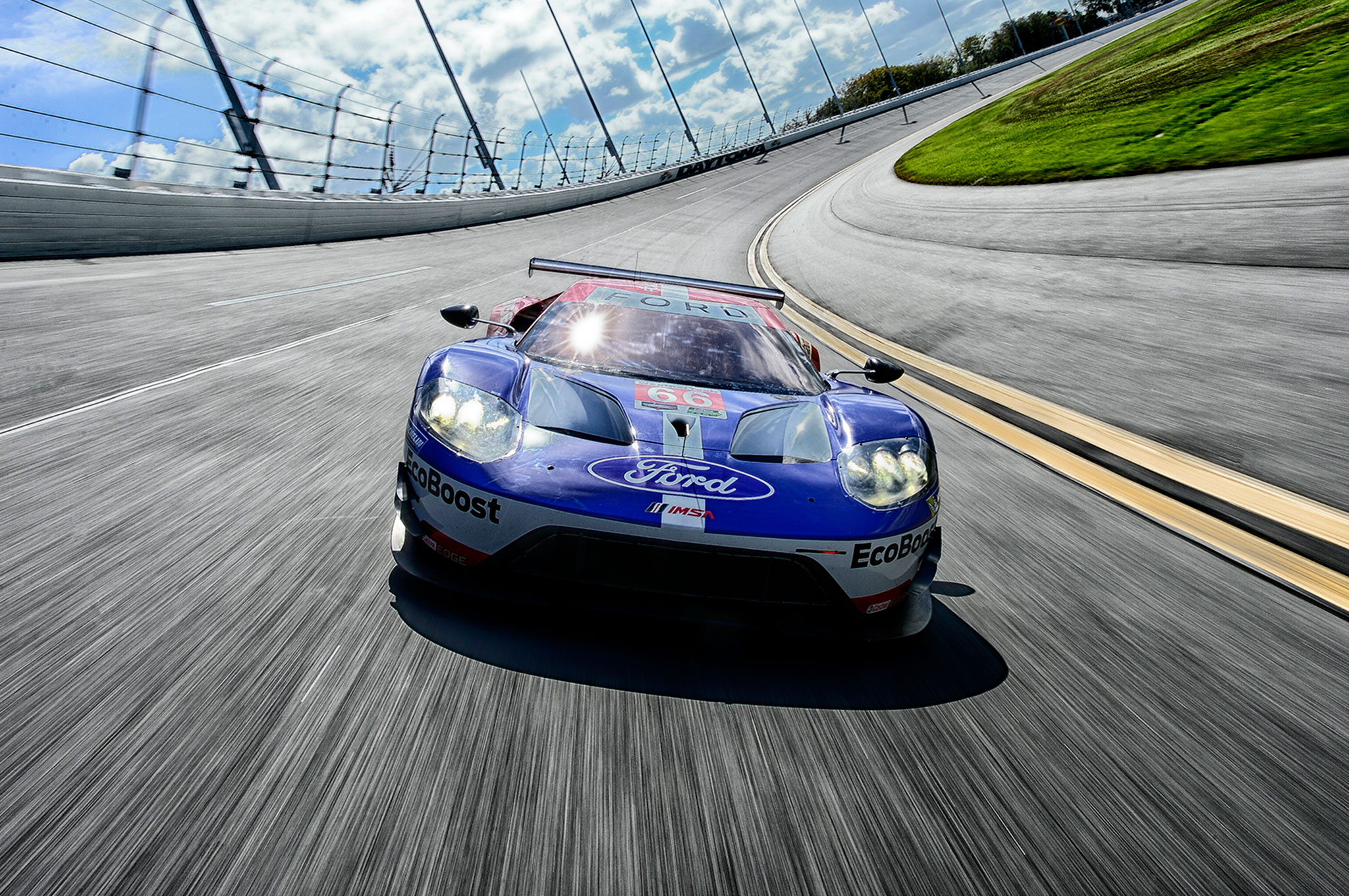 Is The Ford Gt A Cheater Car Automobile Magazine