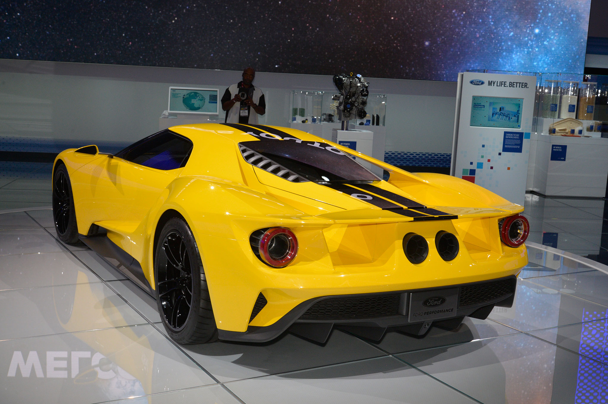 Ford Hints At Ford Gt Ecoboost V 6 Crate Engine