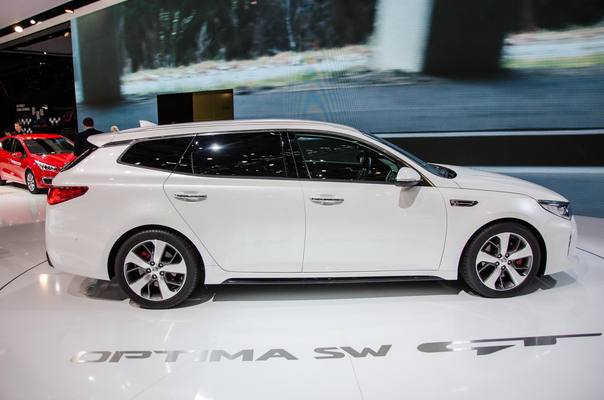 The Kia Optima Sportswagon Is More Desirable than Any Crossover | Automobile Magazine