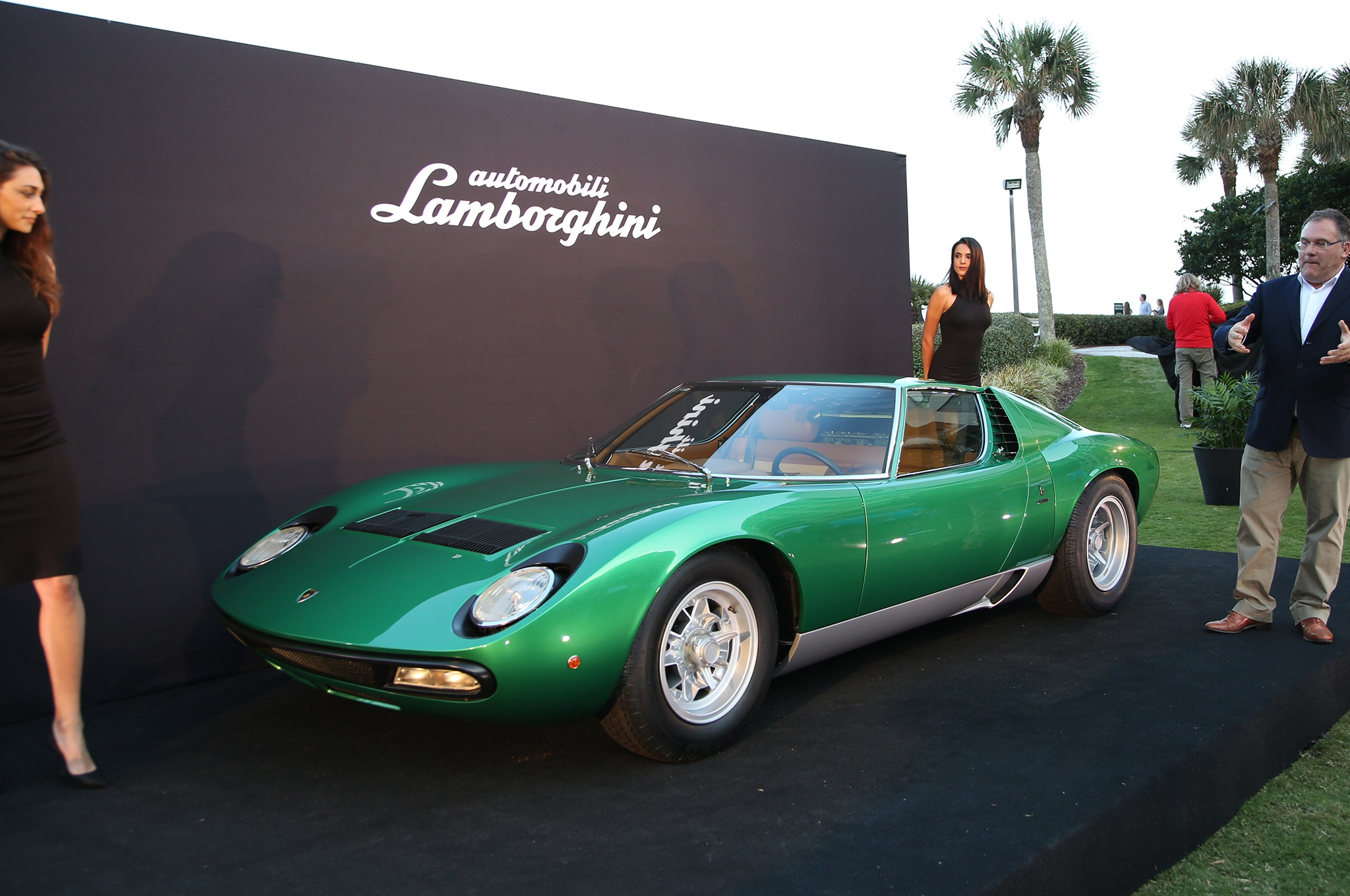 Here S What The New Lamborghini Miura Should Look Like