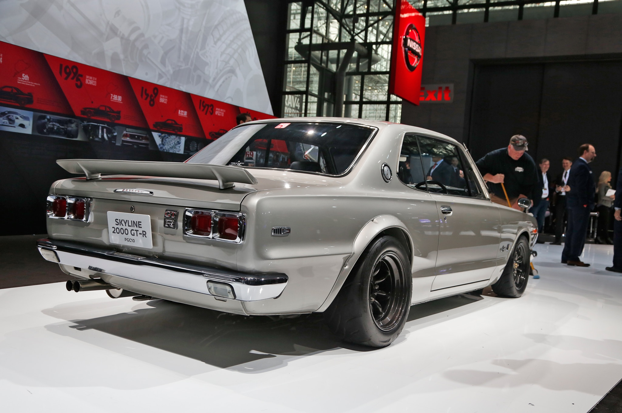 Nissan Gt R Genealogy Tracing The Roots Of The Supercar