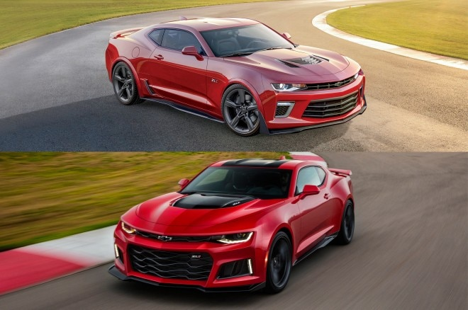 Chevrolet Camaro ZL1 Comes Out Swinging With 640HP