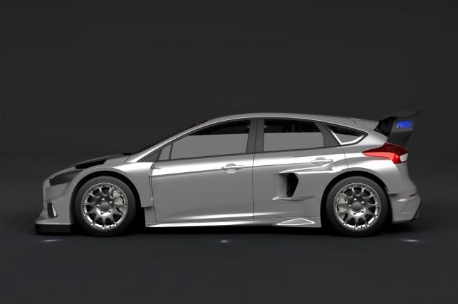 Ford focus rs rx is ken block s next rallycross car automobile magazine