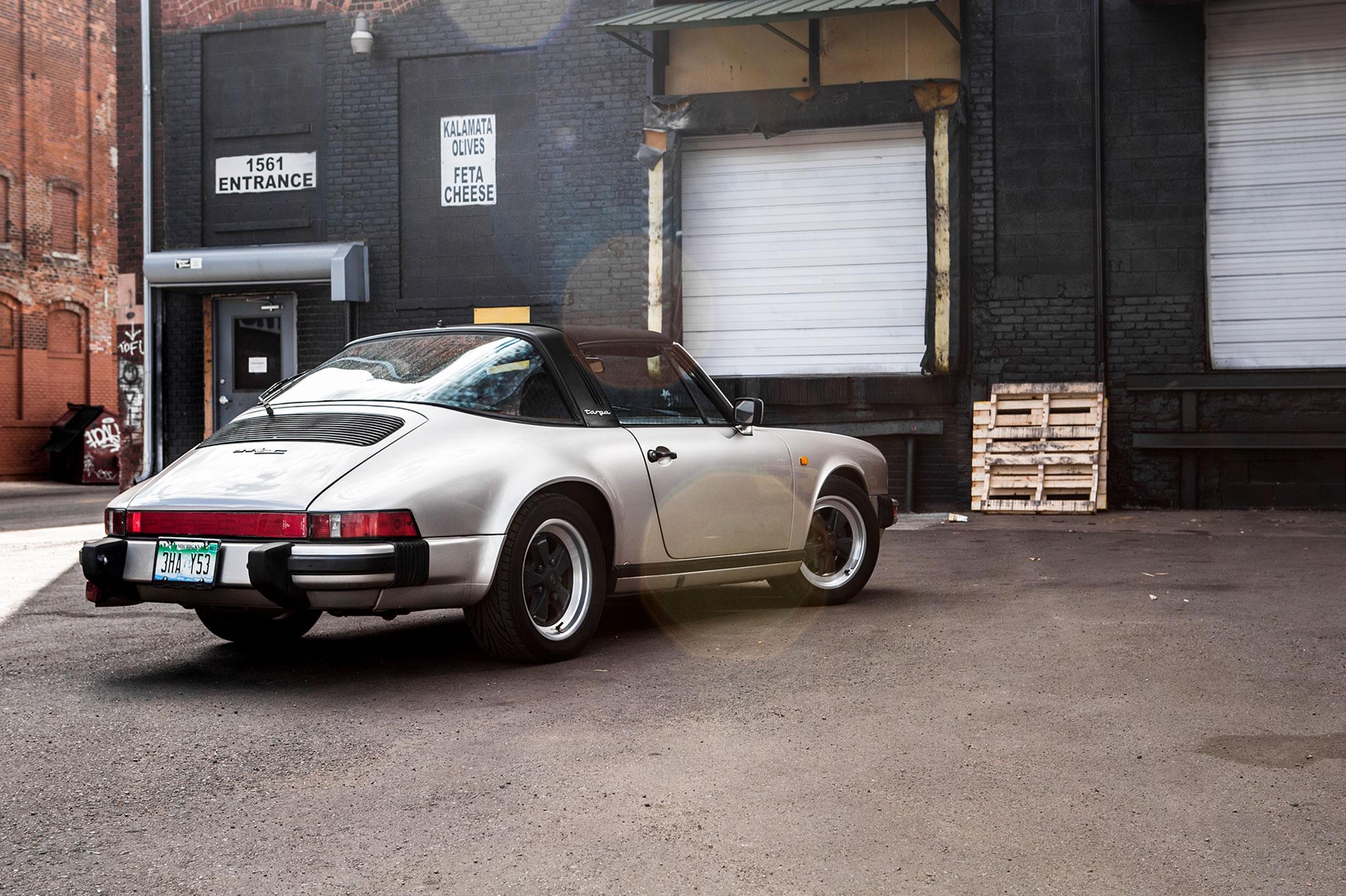 Collectible Classic: 1978-1983 Porsche 911SC Targa