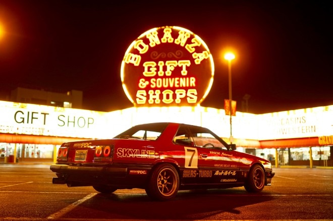 Petrolicious Features a 1983 Nissan Skyline DR30 with SR20 Power