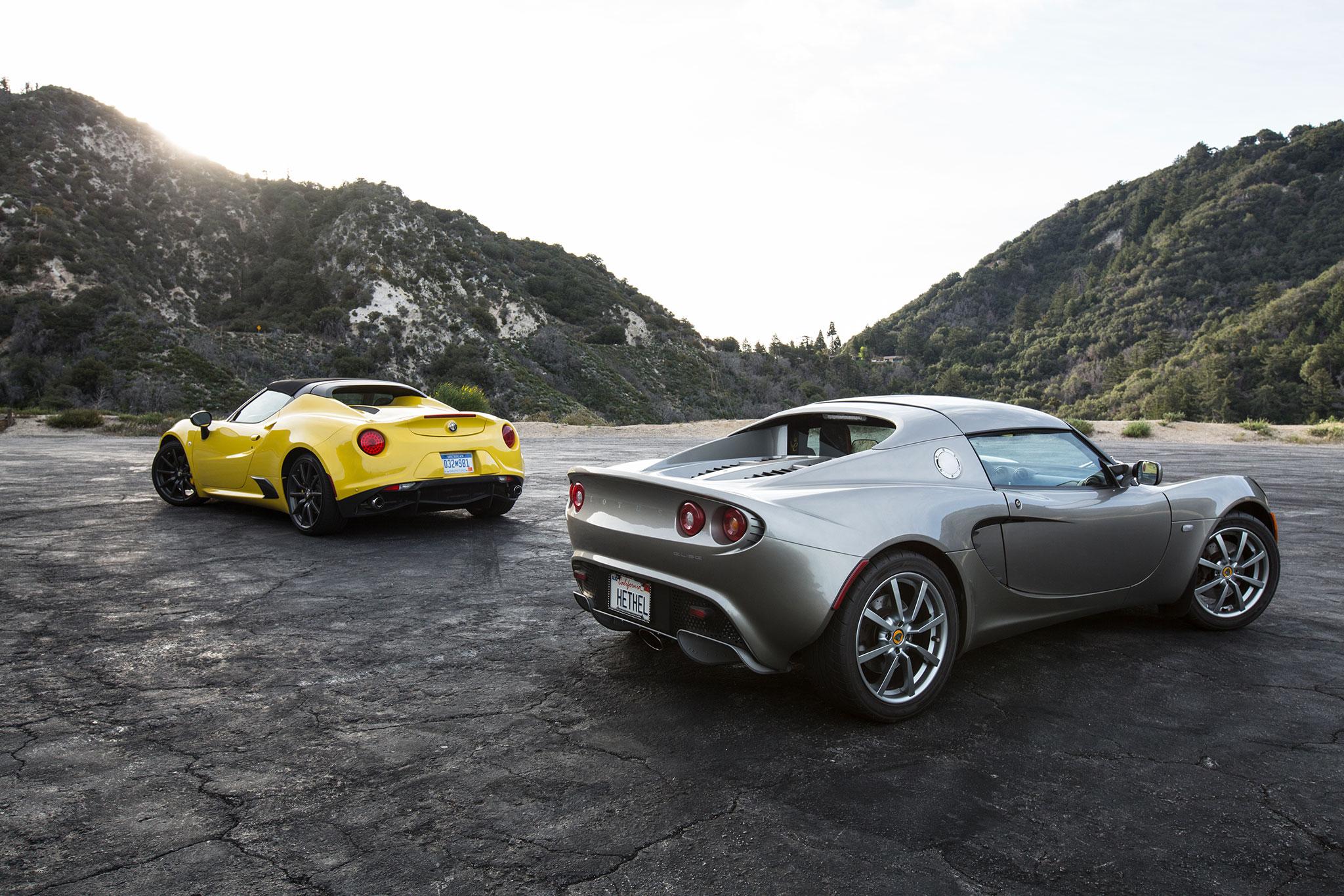 http://st.automobilemag.com/uploads/sites/11/2016/04/2015-Alfa-Romeo-4C-Spider-vs-2005-Lotus-Elise-11.jpg