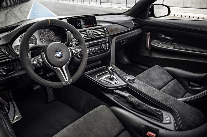 2016 BMW M4 GTS interior 02