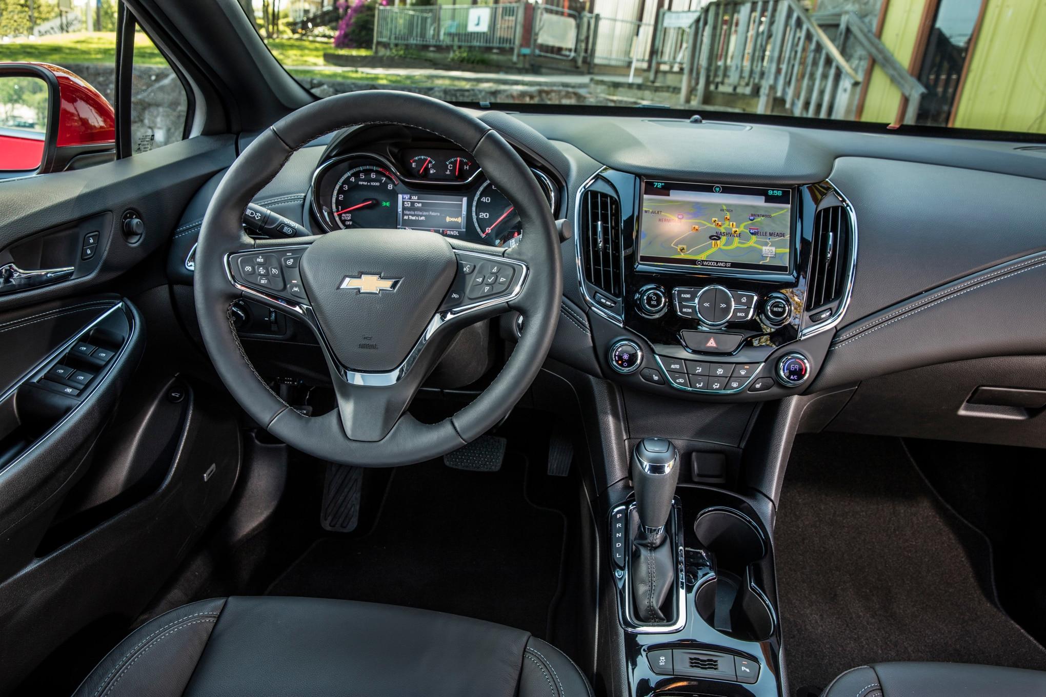 Unique 2016 Chevrolet Cruze Review