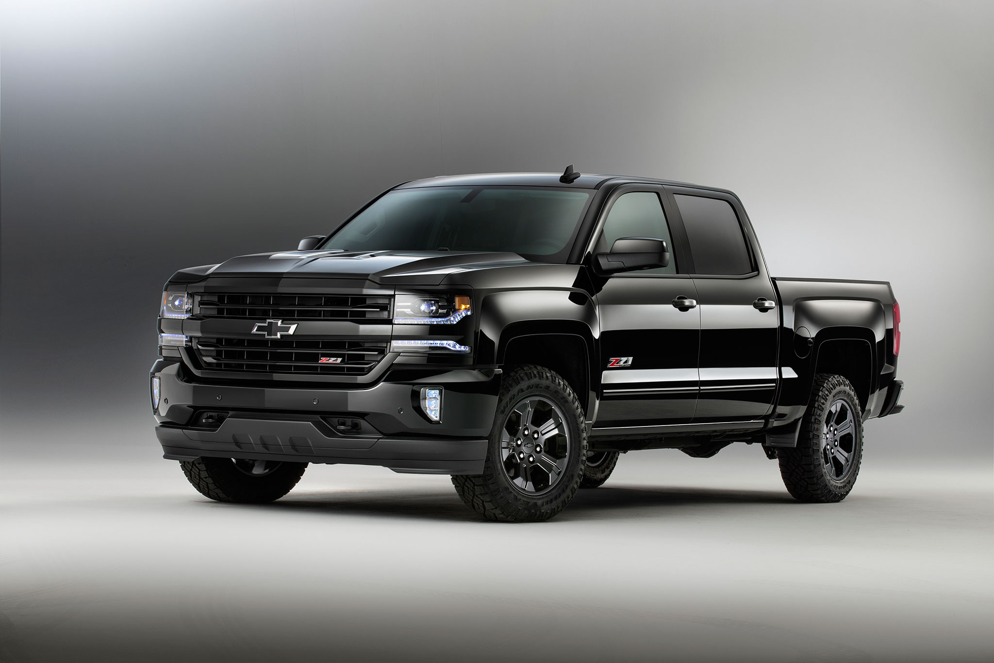 Chevy Silverado Texas Edition >> 2016 Chevrolet Silverado Rally Edition Debuts in Texas | Automobile Magazine
