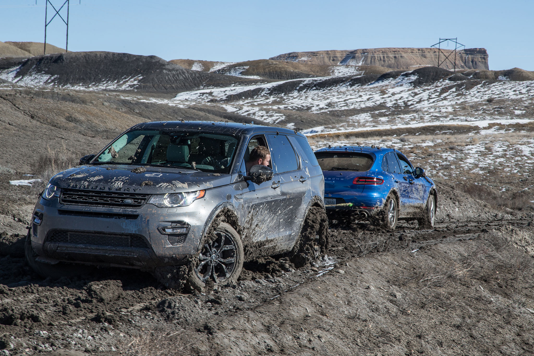 2016 Land Rover Discovery Sport Four Season Test Wrap Up