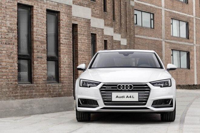 2017 Audi A4 L Chinese Market 1