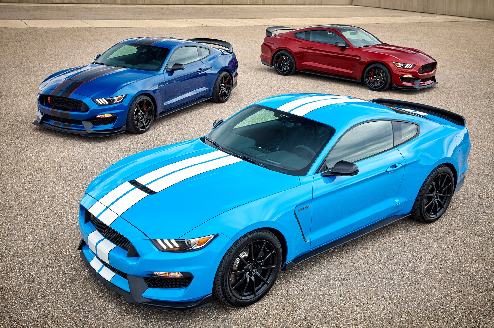 2017 Ford Shelby GT350 Trio