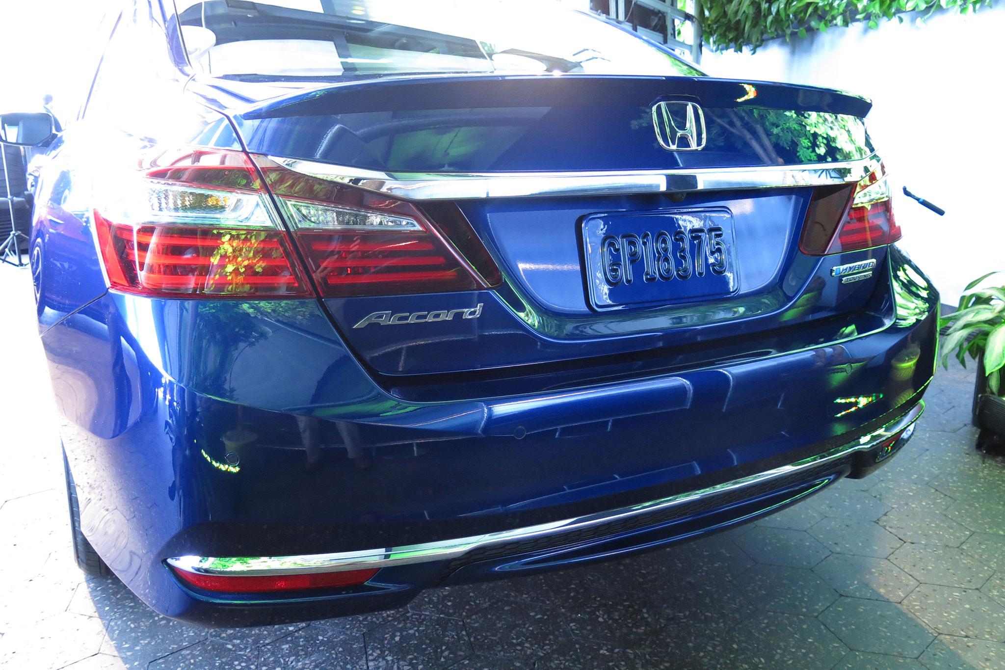 2014 Honda Accord Sport For Sale >> 2017 Honda Accord Hybrid Gets More Power, Improved Efficiency | Automobile Magazine
