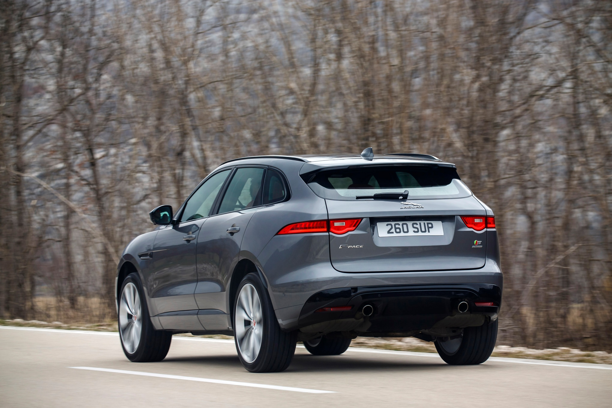 The f pace