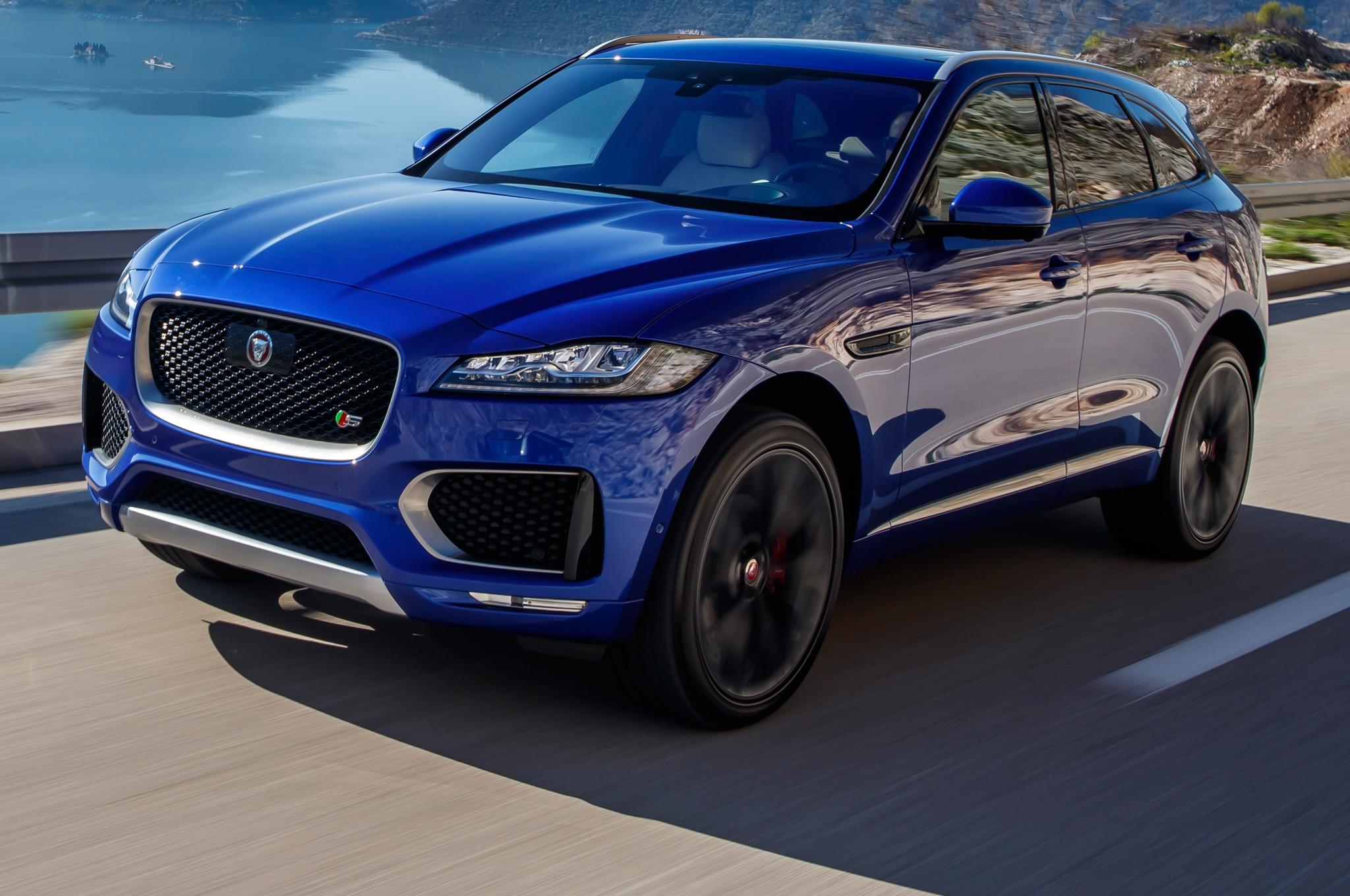 2017 Jaguar F-Pace Second Drive Review