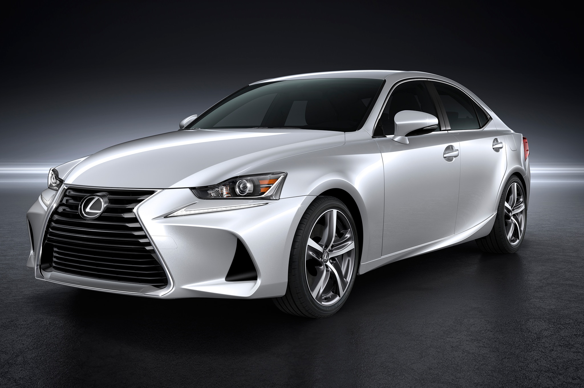 Lexus Is Revealed In China With Sharpened Styling