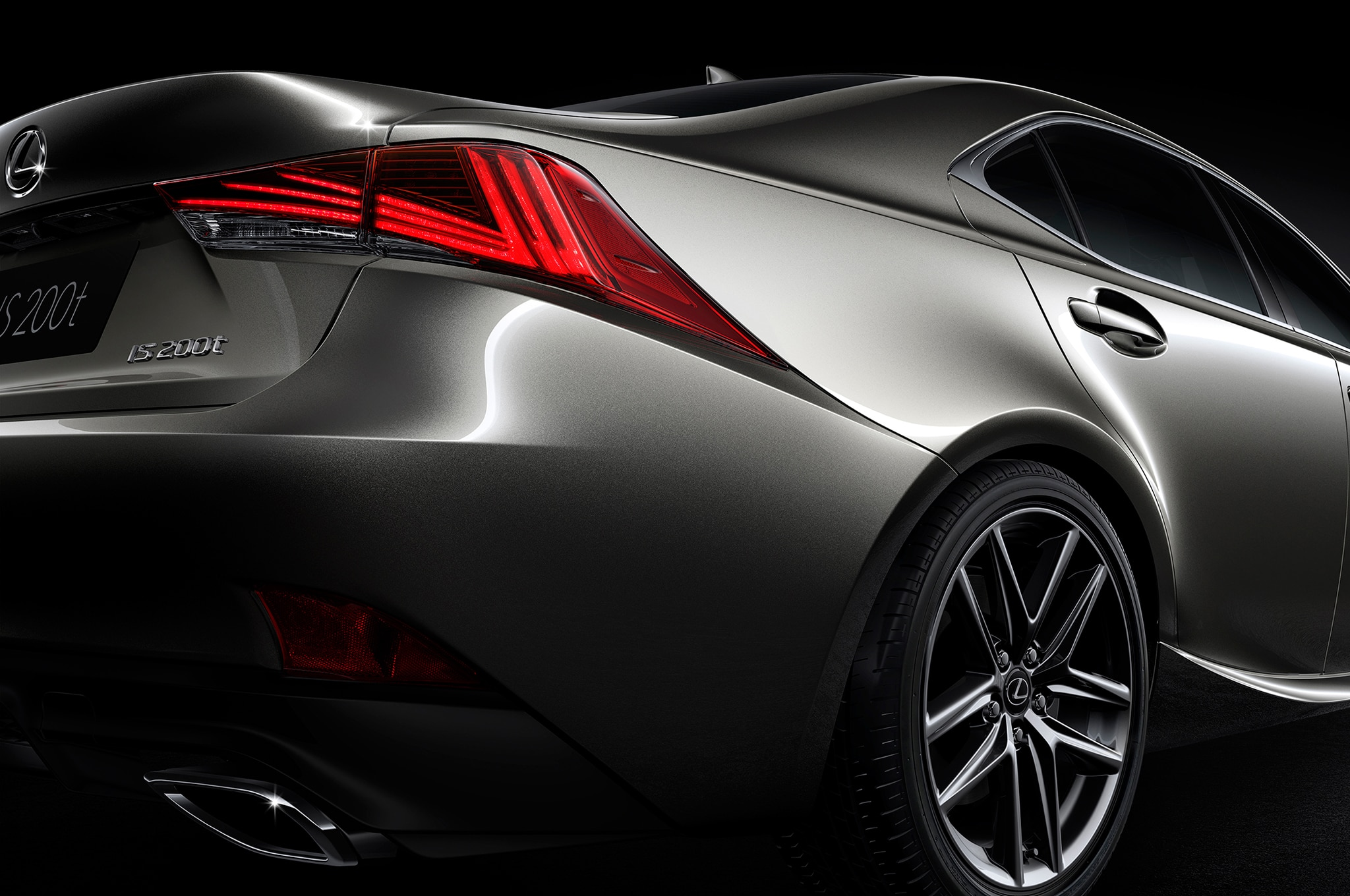 Lexus 350 Rx 2017 >> 2017 Lexus IS Revealed in China with Sharpened Styling