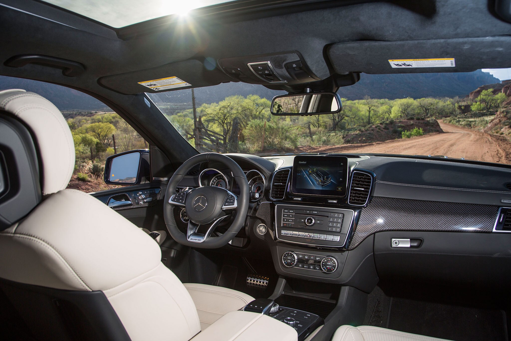 One Week With 2017 Mercedes Amg Gls63 Automobile Magazine