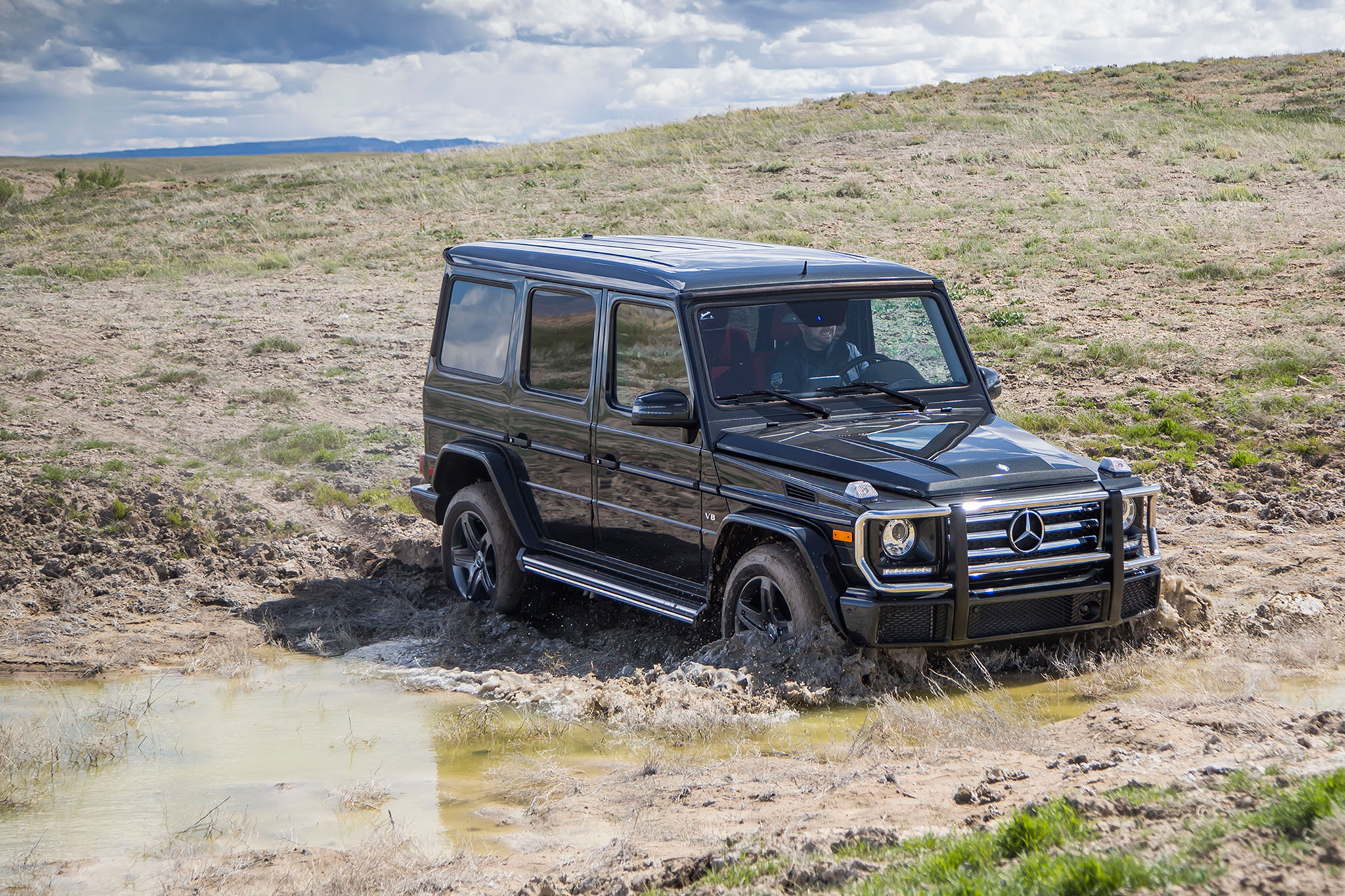 4wd vs awd there s a difference for Mercedes benz g class off road