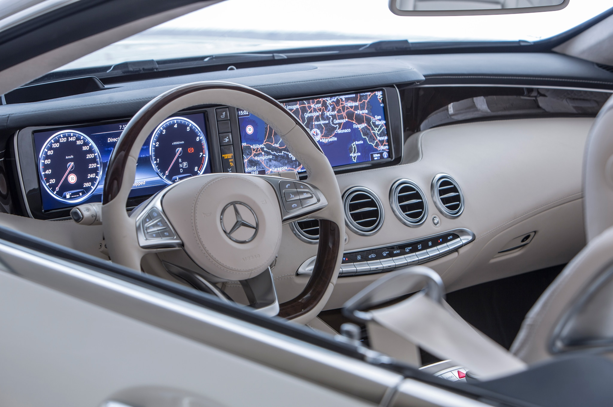 rental mercedes atlanta luxury in limo sedan atlantic benz