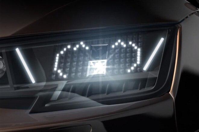 Audi Emoji Headlights April Fools
