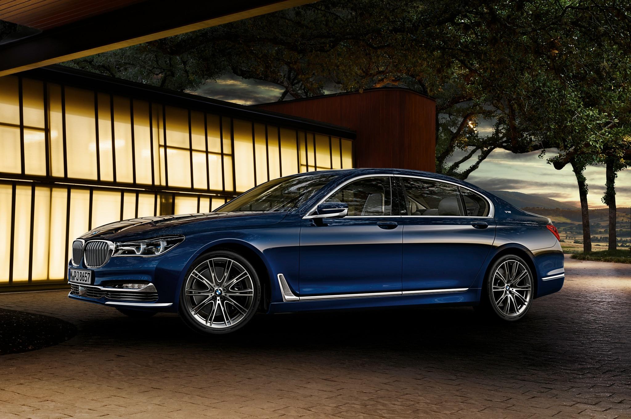 Special Edition 7 Series Celebrates BMWs Centennial