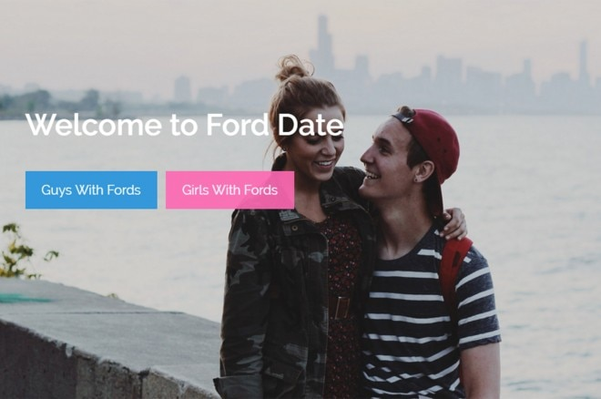 Ford Date April Fools