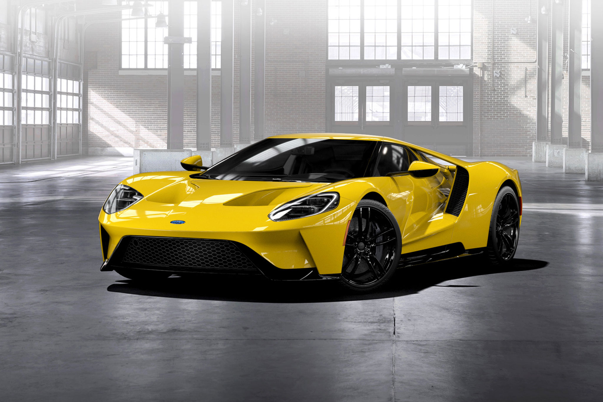 Ford GT Configurator Front Three Quarter 05