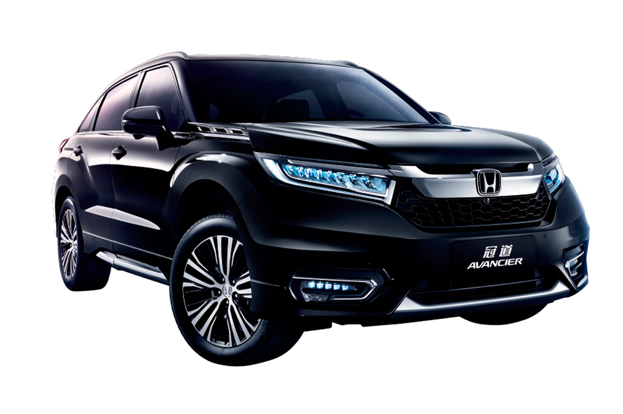 flagship honda avancier suv revealed in beijing. Black Bedroom Furniture Sets. Home Design Ideas
