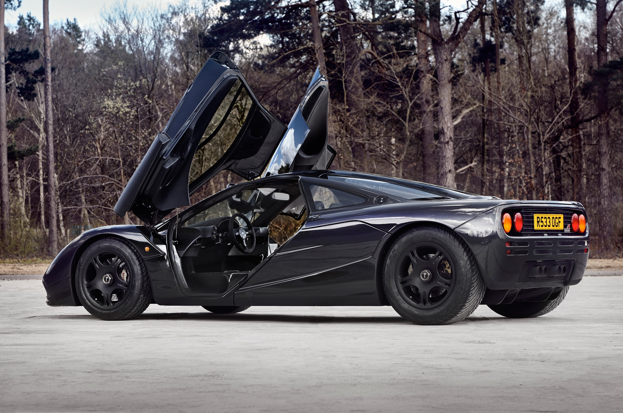 F1: McLaren Special Operations Offers Fresh 1998 F1 Hypercar