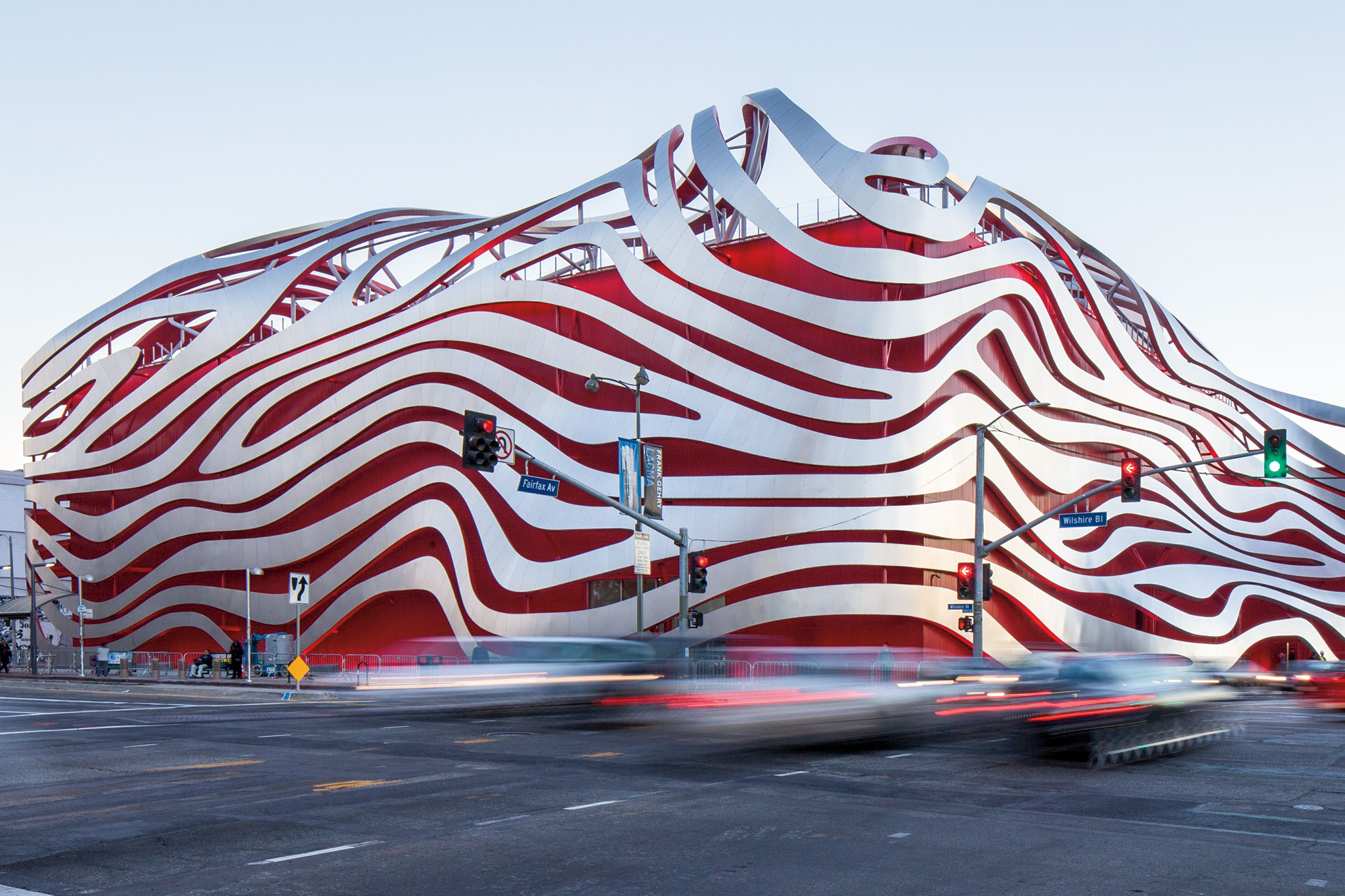 A Walk Through The Newly Renovated Petersen Automotive Museum