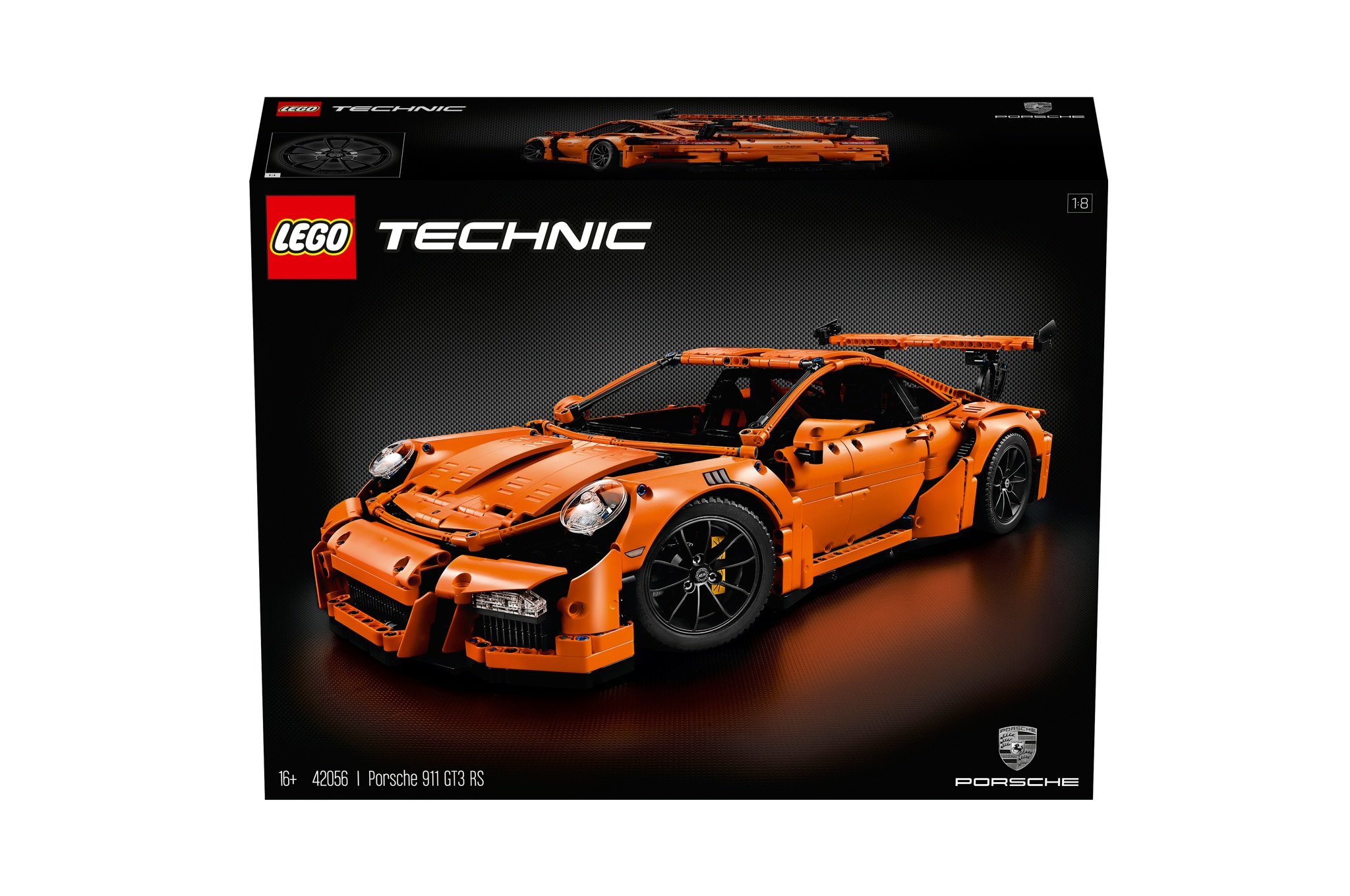 lego stirs our inner child with 2 700 piece porsche 911 gt3 rs automobile. Black Bedroom Furniture Sets. Home Design Ideas