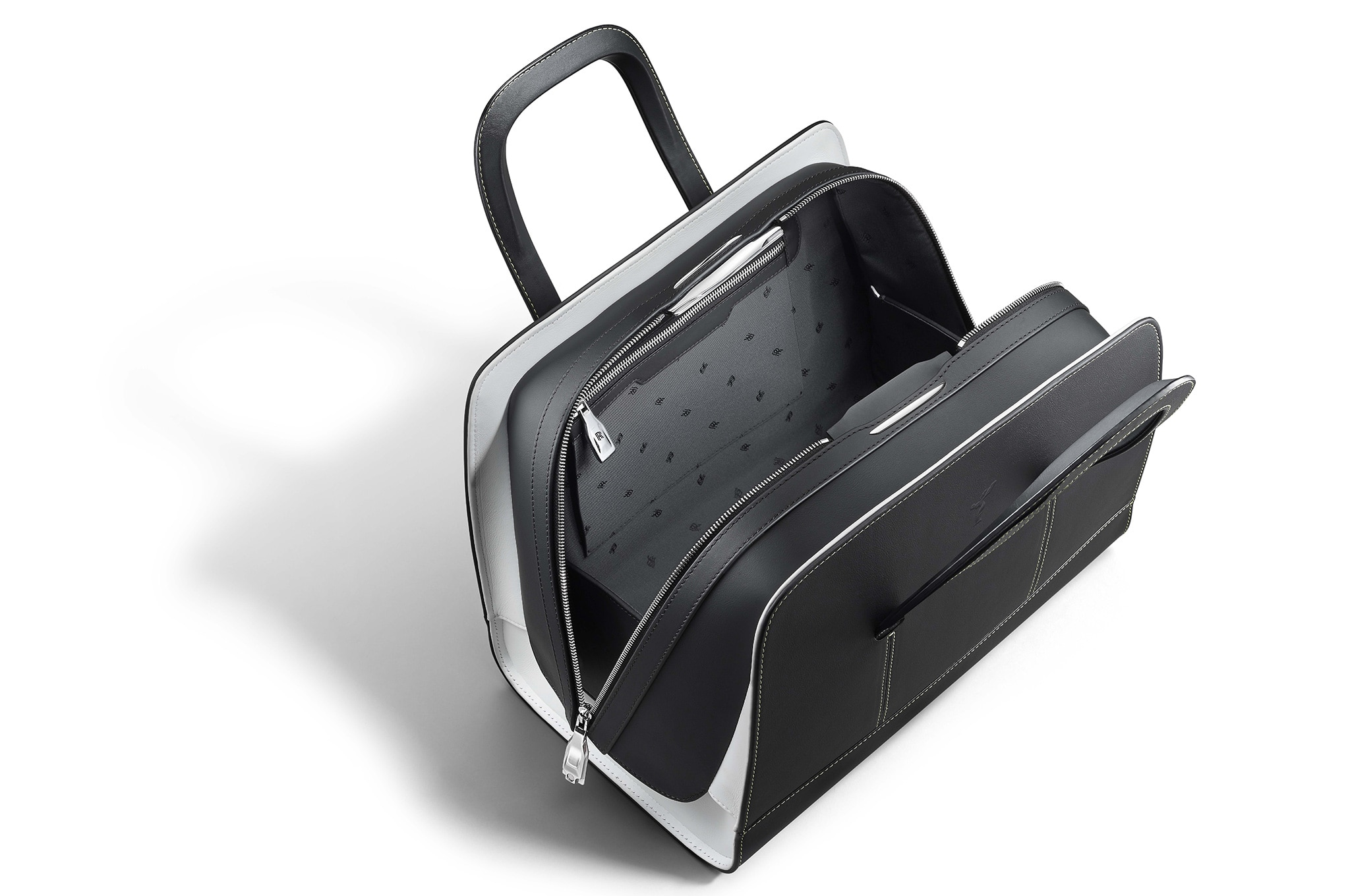 Rolls-Royce Launches $45,854 Carbon-Fiber Luggage Set for ...