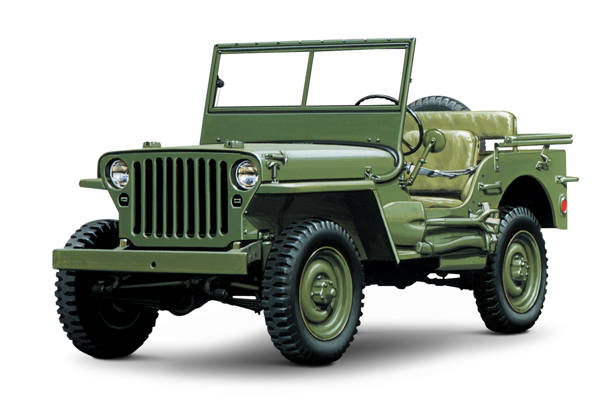 a history of jeep s most important models automobile. Black Bedroom Furniture Sets. Home Design Ideas