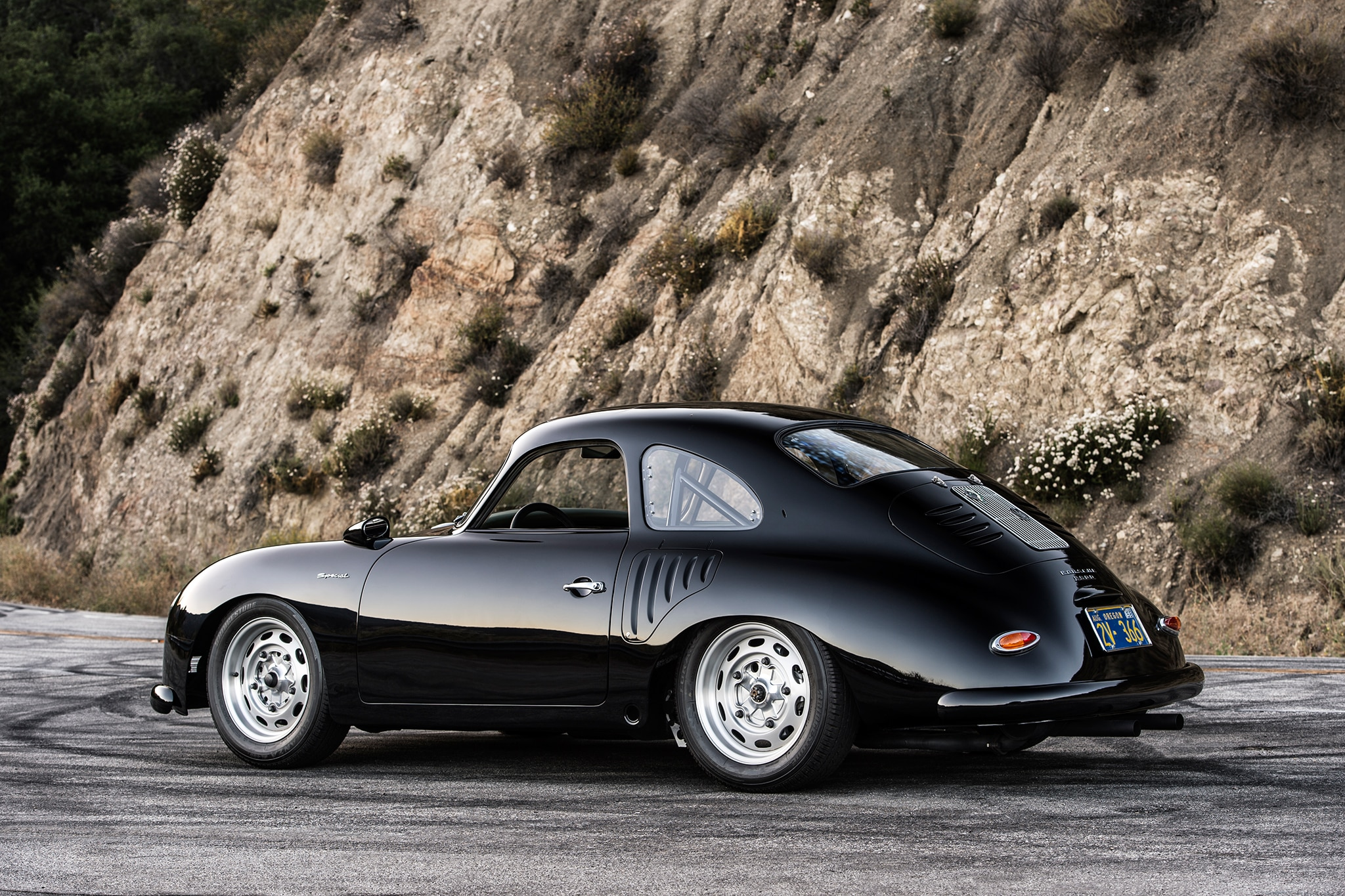 meet the remastered porsche 356 from emory motorsports. Black Bedroom Furniture Sets. Home Design Ideas