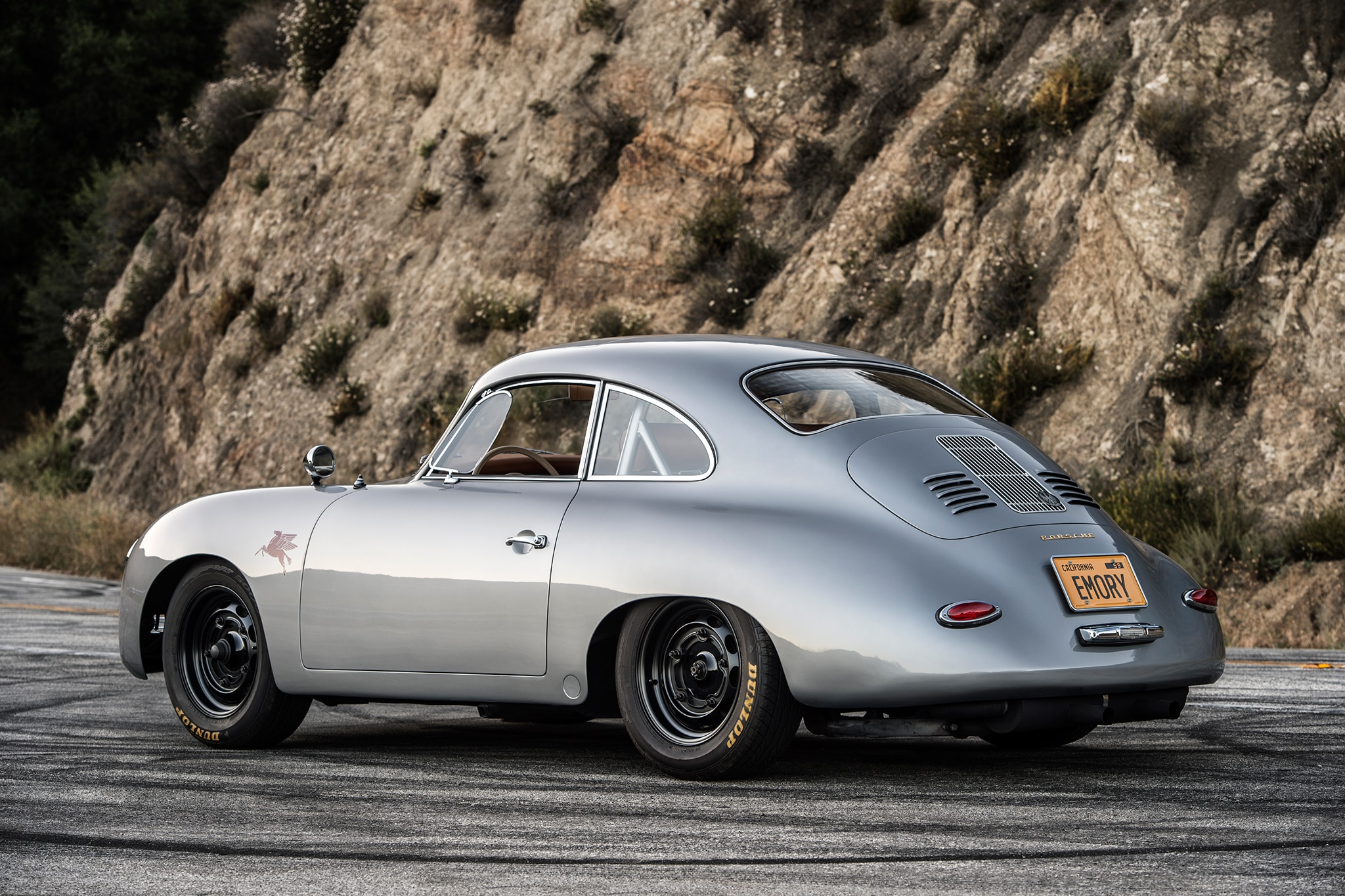 Meet The Remastered Porsche 356 From Emory Motorsports