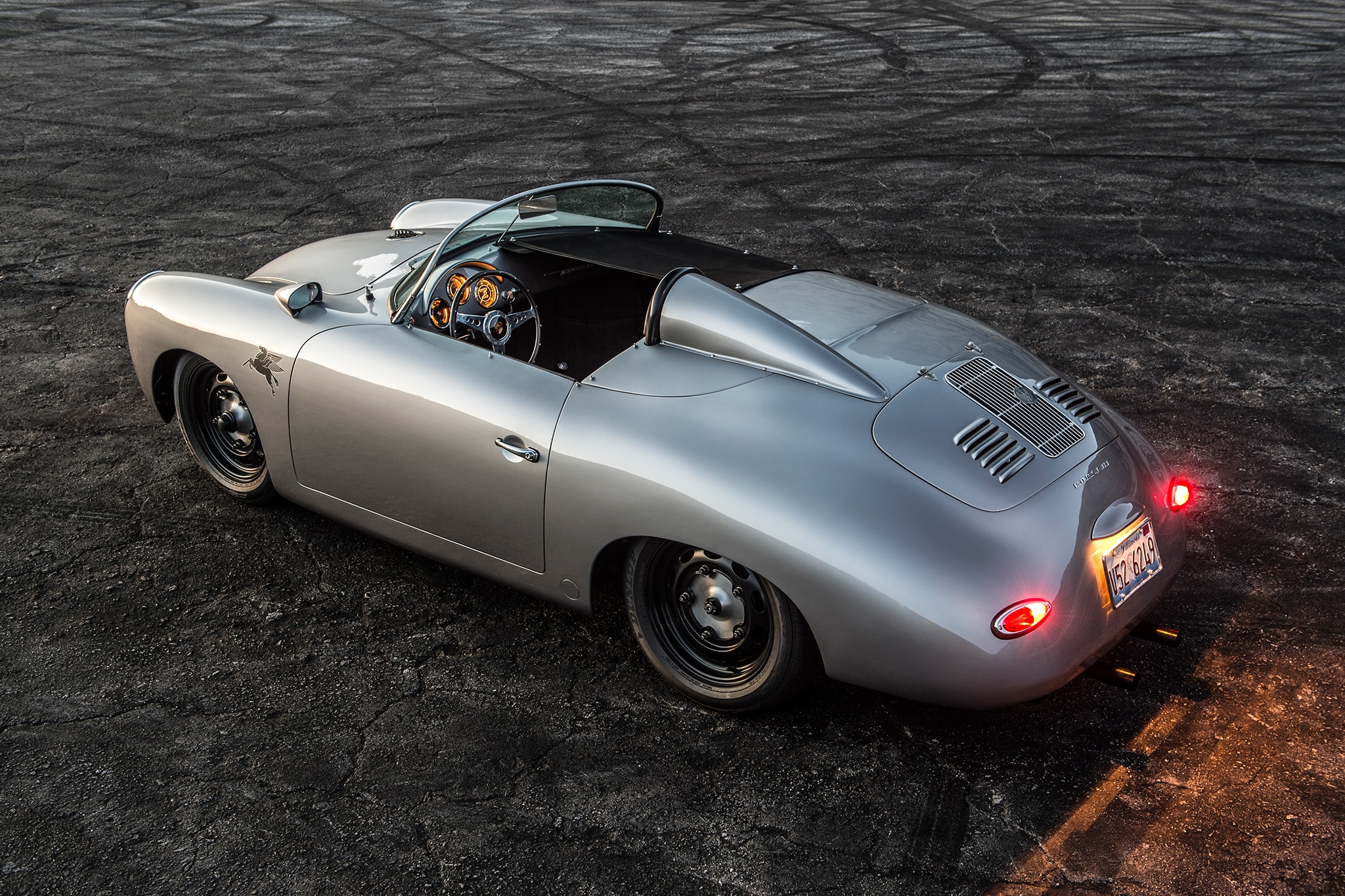 Porsche 356 Outlaw >> Meet the Remastered Porsche 356 From Emory Motorsports