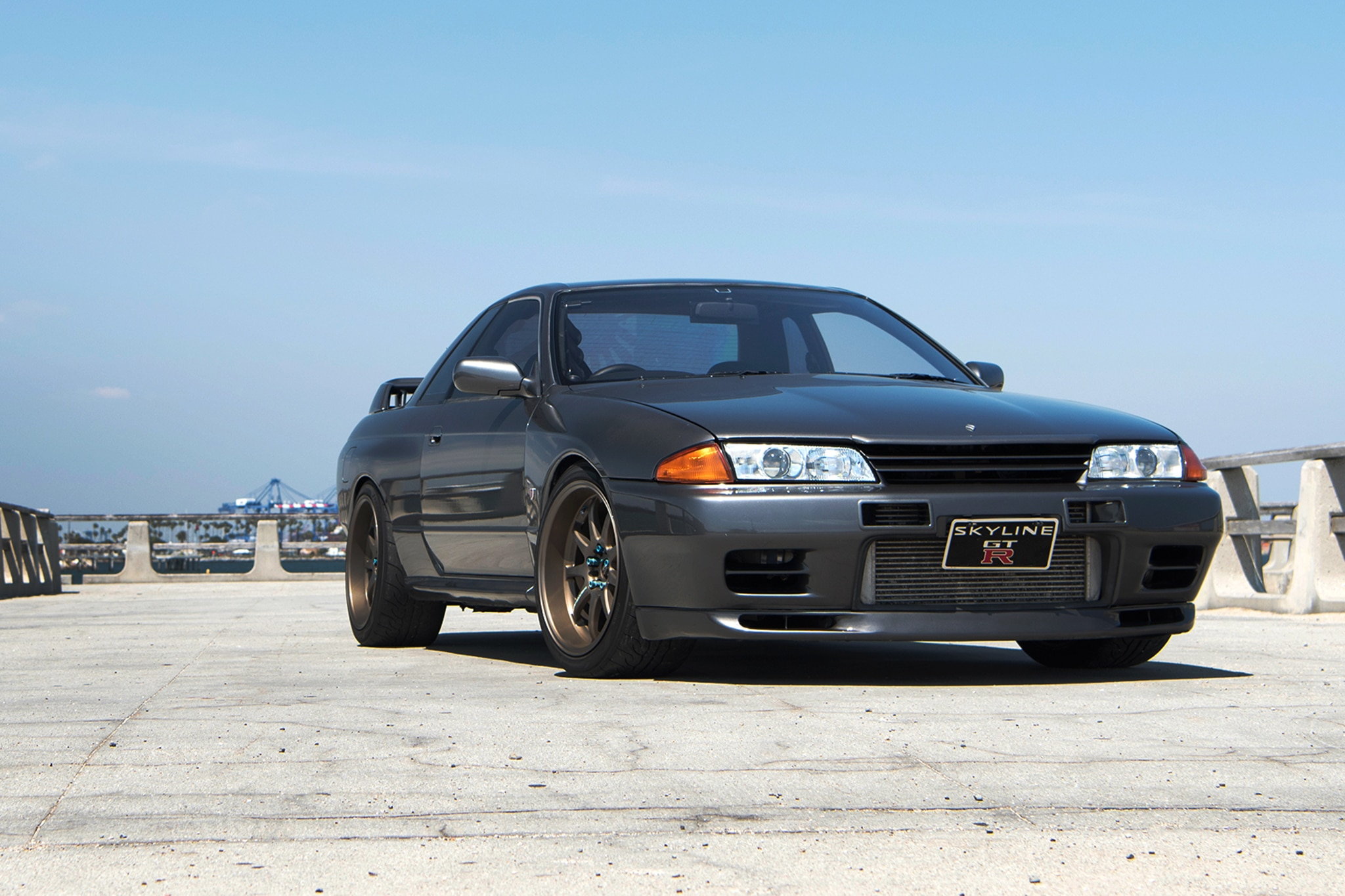 Collectible classic 1989 1994 nissan skyline gt r r32 show more vanachro Gallery