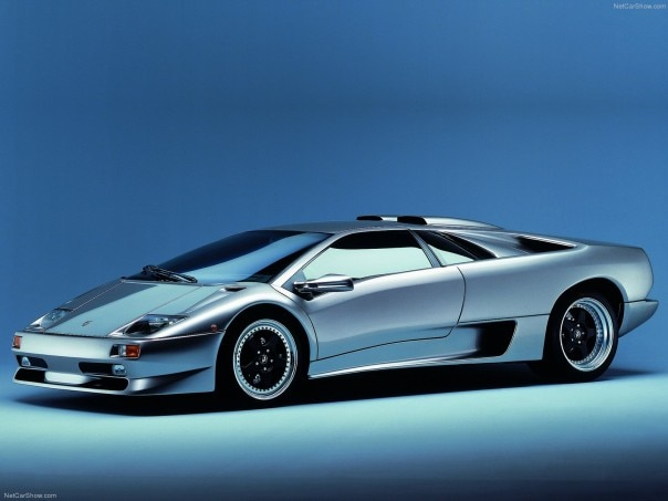 You Can Buy A 1999 Lamborghini Diablo Sv With One Mile On The Odometer Automobile Magazine