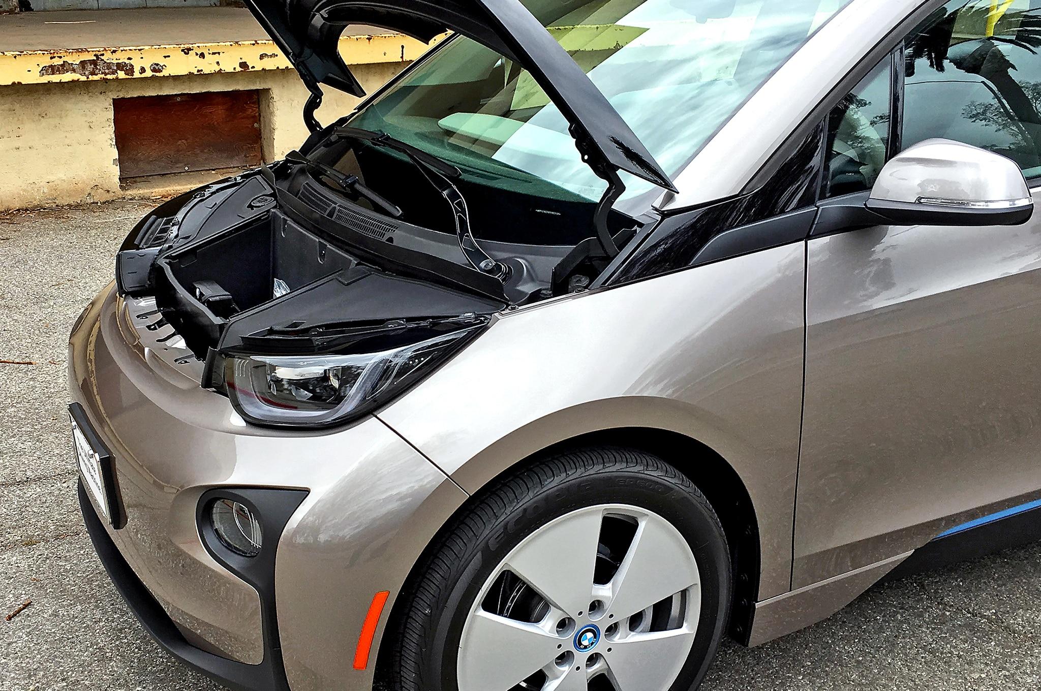 One Week With: 2016 BMW i3 REx - AUTOMOBILE